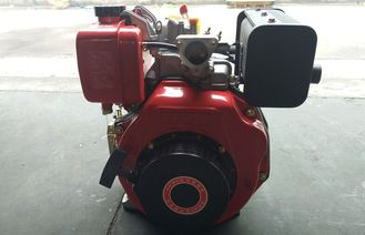 China Customized 4.7HP Air Cooled Diesel Engine High Efficiency With Electric Starter supplier