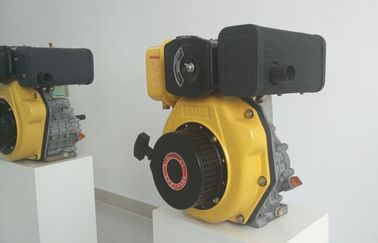 China 337cc Displacement  Lightweight Small Diesel Engine , Forced Air Cooled Engine supplier