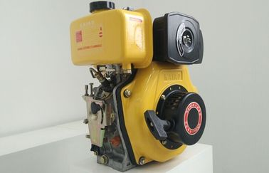 China Professional 1 Cylinder Diesel Engine 3600 Rpm 11.2HP Low Fuel Consumption supplier