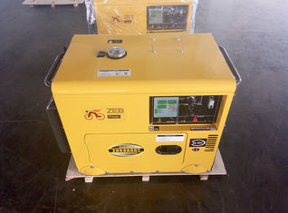 China 220 / 230 Volt Small Diesel Generators Portable With Digital Panel Board supplier
