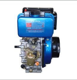 China Kick Start Air Cooled Diesel Engine 450*390*480mm , CE / ISO9001 Certification supplier