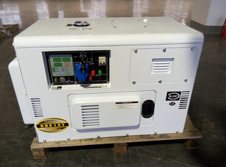 China KDE12T 8KW miniature diesel generator , Diesel Engine Generator Set With Electric Starting supplier