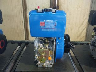 China Electric Starter Single Cylinder Diesel Engine , Small Air Cooled Engines supplier
