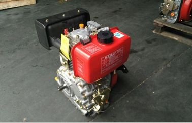 China Low Vibration Tiller Engine 1 Cylinder Compact Designed Pressure Splashed Lubricating System distributor