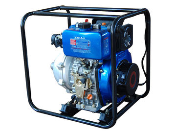 China Electric Start 3 Inch Water Pump High Pressure , Water High Pressure Pump distributor