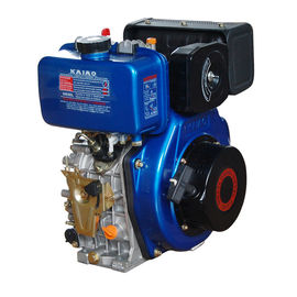 China Portable 408cc Air Cooled Diesel Engine With Pressure Splashed Lubricating System distributor