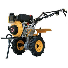 China 6HP Single Cylinder Air Cooled Diesel Engine Four Stroke For Cultivators distributor