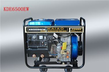 China DC180A Open Frame Diesel Welder Generator 2KW AC Single Phase For Home distributor